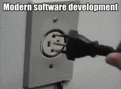 ...uma tecnologia parece complicar mais do que facilitar a vida.
