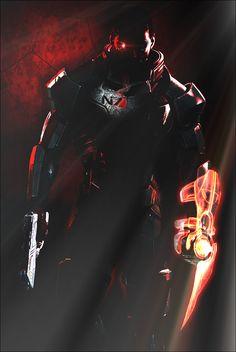 Mass Effect,фэндомы,ME crossover,Shepard,терминатор Mass Effect Tattoo, Mass Effect 1, Mass Effect Characters, Infamous Second Son, Star Force, Commander Shepard, Star Trek Ships, First Humans, Cyberpunk