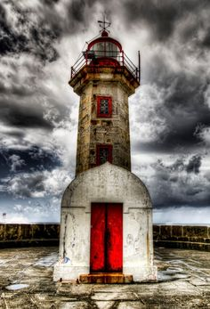 Portugal. Lighthouses