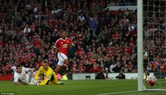 With Skrtel and Clyne left reeling in the Liverpool box, Martial coolly slotted past a despairing Simon Mignolet to make it 3-1