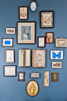 Arrangement....Birch + Bird Vintage Home Interiors » Blog Archive » Bright + Beautiful in Bordeaux