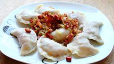 Piece OF Food   Pierogi z mięsem