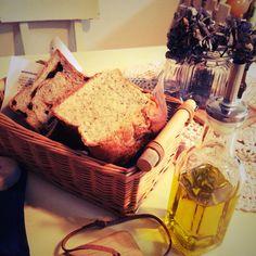 tea bread, raisin&walnut bread