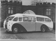 Bus Wheildons Uttoxeter Foden Body 1934 | Flickr: Intercambio de fotos
