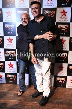 Launch of Star Plus new serial 'Naamkaran' in the presence of filmmaker Mahesh Bhatt #starplus #naamkaran #maheshbhatt