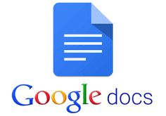 Recursos compartidos en Google Docs