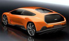 Italdesign GTZero Electric Concept