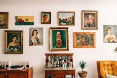 The Vintage Vegans  |  Emily Vallely's Vintage Apartment