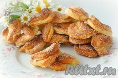 Простое печенье из творога