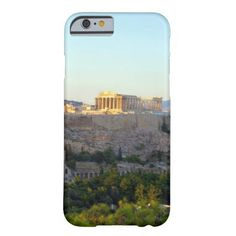 Acropolis – Athens iPhone 6 Case
