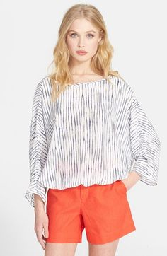 Joie 'Ahndray' Silk Top | Nordstrom
