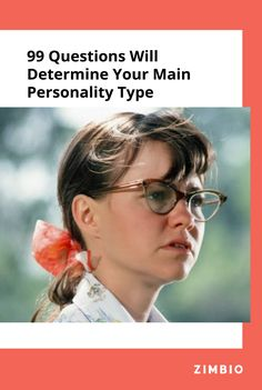 Answer these 99 questions and we'll tell you which of the 8 main personality types is yours.