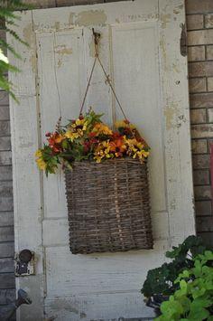 Old Chippy Autumn Door...