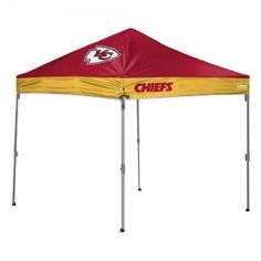San Francisco 49ers Coleman 10 X 10 Straight Leg Canopy