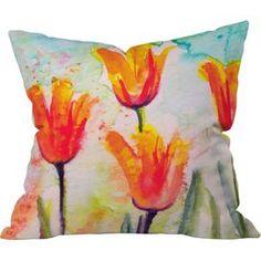 Bells of Spring Pillow