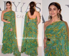 Alia Bhatt in Sabyasachi – South India Fashion Indian Designer Suits, Latest Designer Sarees, Trendy Sarees, Stylish Sarees, Sabyasachi, Lehenga Choli, Shalwar Kameez, Kurti, Alia Bhatt Saree