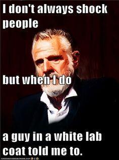 Psychology Jokes http://www.christophergracelive.com Milgram jokes my clients understand it though