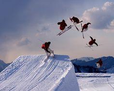 Freestyle-Skiing – Wikipedia