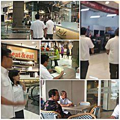 Pendataan objek pajak baru Eat and Eat di Mall @ Bassura