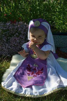 Baby Princess Zelda cosplay   @Emma Zangs Zangs- Jaimes Net-------what emma would look like if eric got to name her zelda!