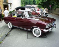 Opel Kadett 1100 S Coupe