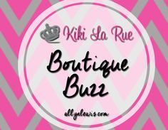 #BoutiqueBuzz: Feel Fabulous with @shopkikilarue! Powered by @theboutiquehub <3