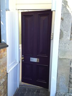 An inspirational image from Farrow and Ball - exterior color bone ...