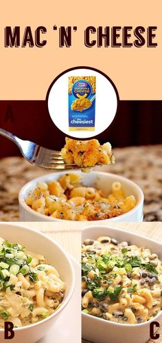2. Mac 'n' Cheese | 14 Easy Meal Upgrades For Impossibly Lazy Cooks