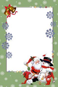 Christmas Boarders, Christmas Frames, Christmas Gift Tags, Christmas Paper, Christmas Pictures, Vintage Christmas, Christmas Time, Christmas Clipart, Christmas Printables