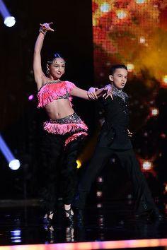 D'Angelo & Amanda | America's Got Talent | #VegasWeek | #AGT