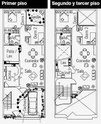 Resultado de imagen para planos de minidepartamento de un piso
