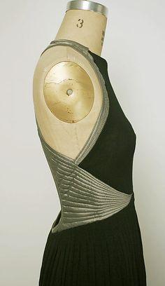 Dress by Geoffrey Beene Fall/Winter 1990-91