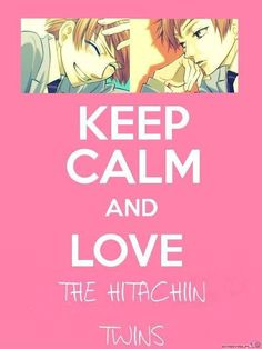 Keep Calm and Love the Twins!!