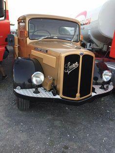 SAURER-DIESEL. Vintage Trucks, Old Trucks, Busse, Muscle Cars, Diesel, Antique Cars, Jeep, Trucks, Past