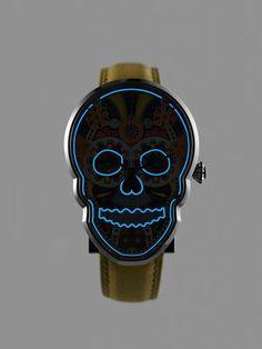 Fiona Krüger Timepieces: Skelettierung als Designkonzept