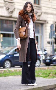 Street Style Milan Fashion Week Fall Winter 2016 | PIN Blogger