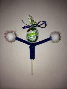 lollipop cheerleader!
