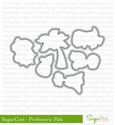 Prehistoric PalsSugarPea Designs | SugarPea Designs