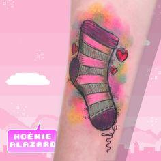 By Noemie Alazard @ Paris & Lille Print Tattoos, Watercolor Tattoo, Geek Stuff, Paris, Tattoo Art, Geek Things, Montmartre Paris, Paris France, Temp Tattoo