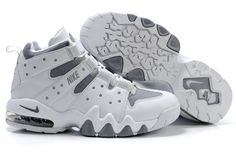 b1203146c922 Buy Discount Nike Air CB 94 Mens Shoes White Gray With High Quality from  Reliable Discount Nike Air CB 94 Mens Shoes White Gray With High Quality  suppliers.