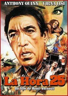 Drama , II Guerra Mundial, 1967, La hora 25