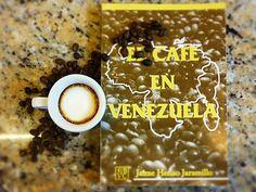 """A R O M A  D I  C A F F É  """"La lectura como el café nos inspira hace fluir nuestras ideas y nos apasiona"""". . En #AromaDiCaffé estamos avocados a promover la #CulturaDelCafé en Venezuela. Por ello queremos recomendarte este genial libro: . - """"El café en Ve"""
