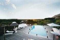 Cape Dutch, Cape Town, Outdoor Pool, Outdoor Furniture, Outdoor Decor, Sun Lounger, Catering, Villa, Patio