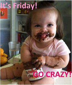 Funny pictures about That's one way to eat Nutella. Oh, and cool pics about That's one way to eat Nutella. Also, That's one way to eat Nutella. Hilarious, Funny Gym, Mom Funny, Crazy Funny, Funny Laugh, Funny Stuff, Funny Baby Pictures, Funny Photos, Funny Cartoons