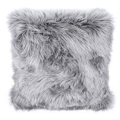 Obliečka na vankúšik Claire sivá, 45 x 45 cm Textiles, Claire, Bean Bag Chair, Cushions, Furniture, Home Decor, Luxury, Throw Pillows, Toss Pillows