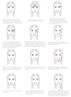 Massage Envy, Face Massage, Massage Logo, How To Massage Yourself, Facial, Face Exercises, Massage Benefits, Mental Conditions, Massage Techniques