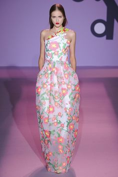 Andrew Gn - Popping floral