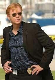 David Caruso as Horatio Caine in CSI Maiami