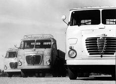Alfa Romeo Mille trucks
