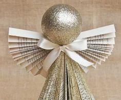 Como Fazer Enfeites de Natal com Materiais Reciclados? - Veja 20 Ideias de Enfeites de Natal Artesanal para Fazer em Casa e Ter um Feliz Natal em 2017!